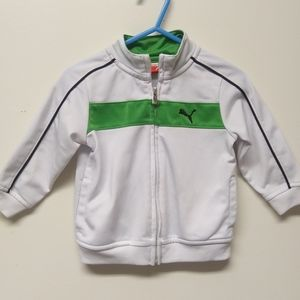 Puma Track Jackets Baby Size 12 Months